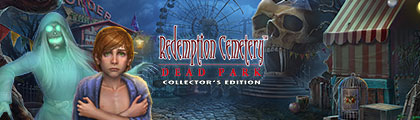 Redemption Cemetery: Dead Park Collector's Edition screenshot