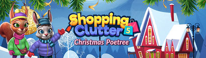 Shopping Clutter 5: Christmas Poetree screenshot