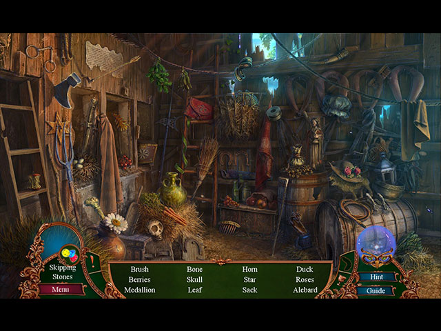 Myths of the World: Under the Surface Collector's Edition large screenshot