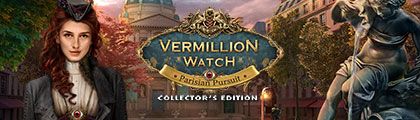 Vermillion Watch: Parisian Pursuit Collector's Edition screenshot