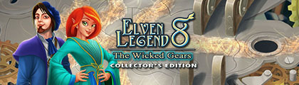 Elven Legend 8: The Wicked Gears - Collector's Edition screenshot