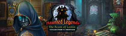 Haunted Legends: The Scars of Lamia Collector's Edition screenshot
