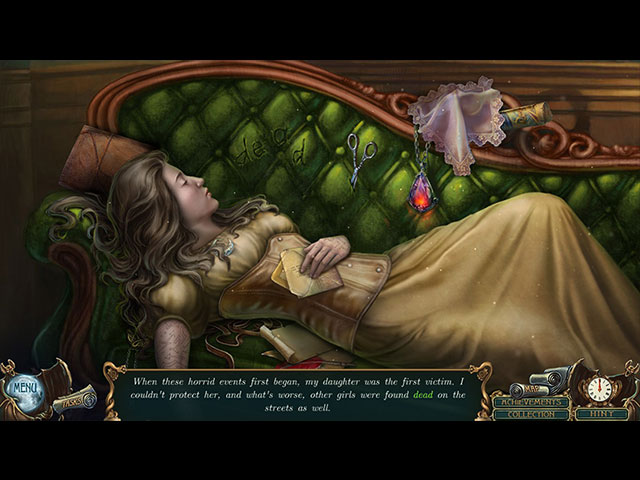 Haunted Legends: The Scars of Lamia Collector's Edition large screenshot