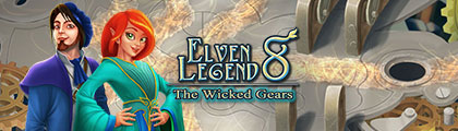 Elven Legend 8: The Wicked Gears screenshot
