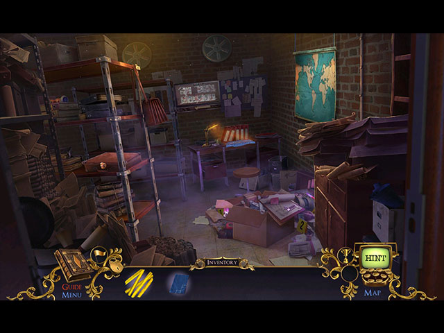 Mystery Case Files: Moths to a Flame Collector's Edition large screenshot