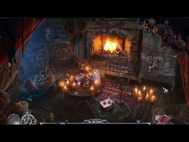 Grim Tales: Guest From The Future Collector's Edition large screenshot