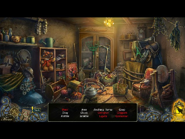 Dark Tales: Edgar Allan Poe's Ligeia Collector's Edition large screenshot