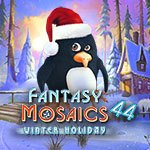 Fantasy Mosaics 44: Winter Holiday