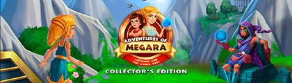 Adventures of Megara: Antigone and the Living Toys Collector's Edition screenshot