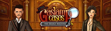 Gaslamp Cases - The Deadly Machine screenshot
