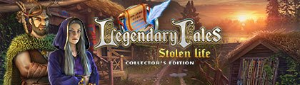 Legendary Tales: Stolen Life - Collector's Edition screenshot