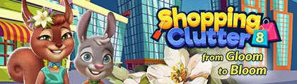 Shopping Clutter 8: from Gloom to Bloom screenshot