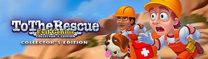 Rescue Team: Evil Genius Collector's Edition screenshot