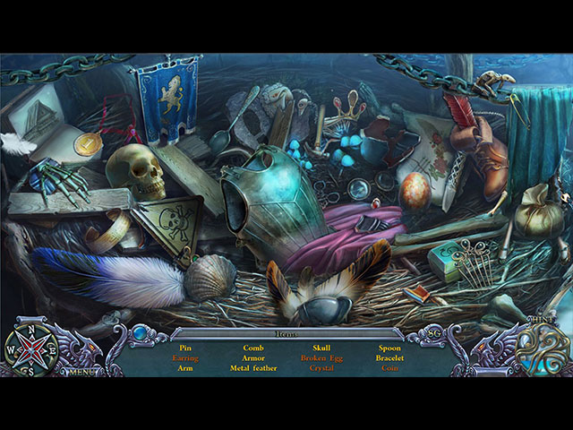 Spirits of Mystery: Illusions Collector's Edition large screenshot