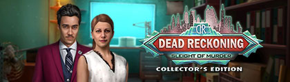 Dead Reckoning: Sleight of Murder Collector's Edition screenshot