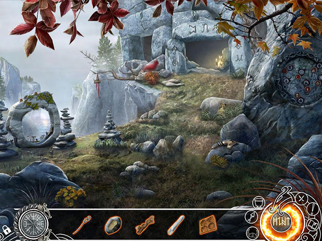 Saga of the Nine Worlds: The Gathering Collector's Edition large screenshot