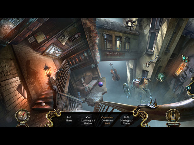 Haunted Hotel: Personal Nightmare Collector's Edition large screenshot