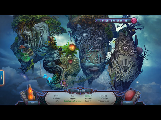 The Forgotten Fairy Tales: The Spectra World Collector's Edition large screenshot