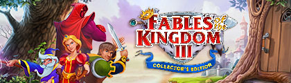 Fables of the Kingdom III Collector's Edition screenshot