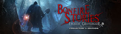 Bonfire Stories: Faceless Gravedigger Collector's Edition screenshot