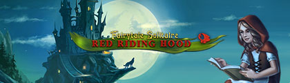 Fairytale Solitaire - Red Riding Hood screenshot