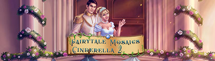 Fairytale Mosaics Cinderella 2 screenshot