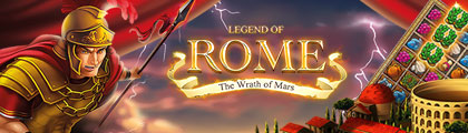 Legend of Rome - The Wrath of Mars screenshot