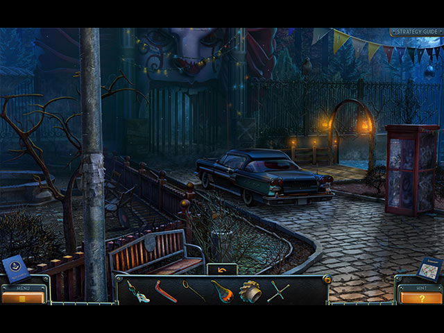 New York Mysteries: The Outbreak Collector's Edition large screenshot
