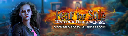 Fear For Sale: Hidden in the Darkness Collector's Edition screenshot