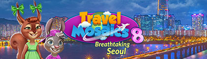 Travel Mosaics 8: Breathtaking Seoul screenshot