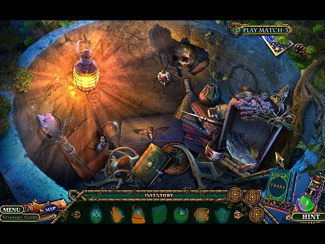 Enchanted Kingdom: A Dark Seed Collector's Edition large screenshot