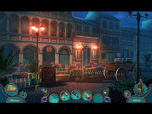 Danse Macabre: Florentine Elegy Collector's Edition large screenshot