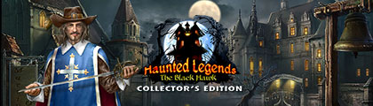 Haunted Legends: The Black Hawk Collector's Edition screenshot
