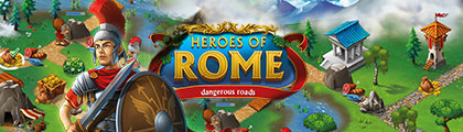 Heroes of Rome - Dangerous Roads screenshot