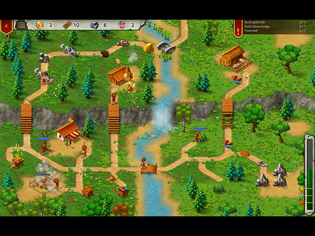 Heroes of Rome - Dangerous Roads large screenshot