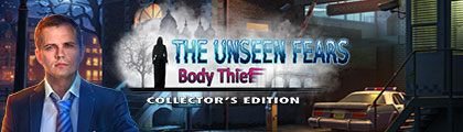 The Unseen Fears: Body Thief Collector's Edition screenshot