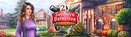 Solitaire Detective 2 - Accidental Witness screenshot