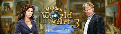Hidden World of Art - 3 screenshot