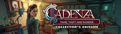 Cadenza: Fame, Theft and Murder Collector's Edition screenshot