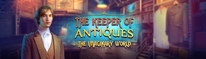 The Keeper of Antiques: The Imaginary World screenshot