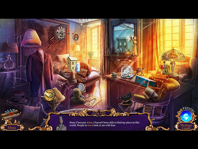 Royal Detective: Borrowed Life Collector's Edition large screenshot
