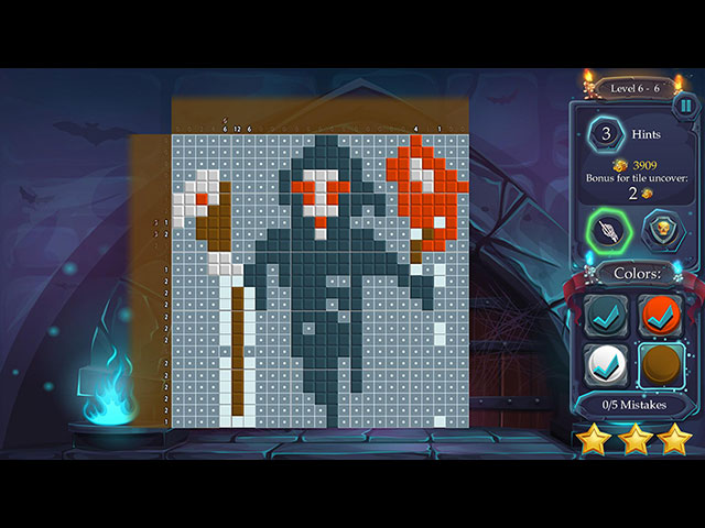 Time Twins Mosaics Haunted Images large screenshot