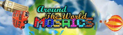 Around the World Mosaics screenshot
