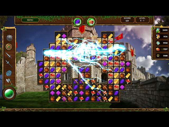 The Chronicles of Robin Hood: The King of Thieves large screenshot