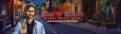 Edge of Reality: Lethal Predictions Collector's Edition screenshot