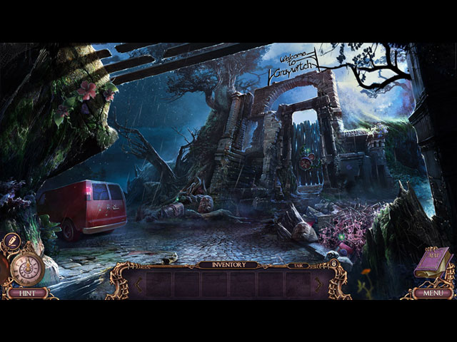 Grim Tales: Graywitch Collector's Edition large screenshot