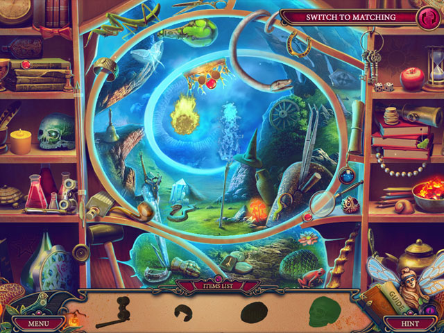 The Keeper of Antiques: The Imaginary World Collector's Edition large screenshot