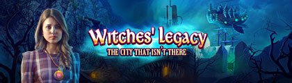 Witches' Legacy: The City That Isn't There screenshot