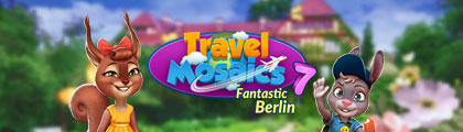 Travel Mosacis 7: Fantastic Berlin screenshot