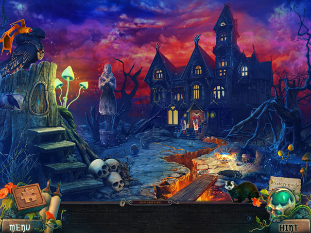 Witches' Legacy: The City That Isn't There Collector's Edition large screenshot